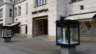 Louis Vuitton in Berlin
